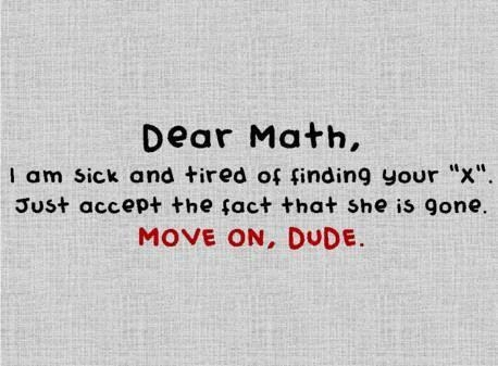 In your own science or math jokes to be featured in our friday funny