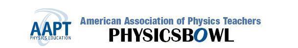 Physics Bowl Logo