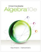 Intermediate Algebra 10th edition