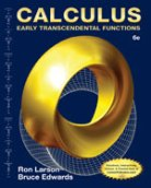 Calculus: Early Transcendental Functions 6th edition