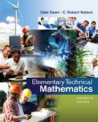 Elementary Technical Mathematics, 11th Edition
