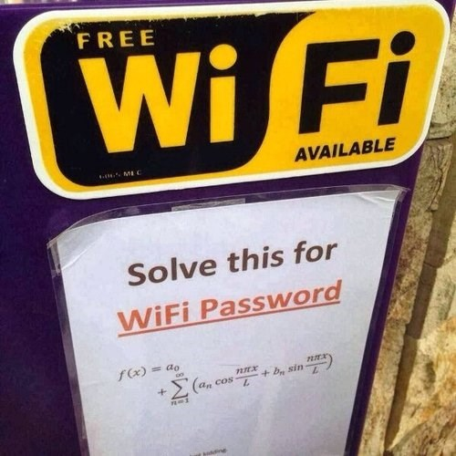wifi solve
