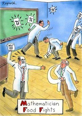 math teacher food fight